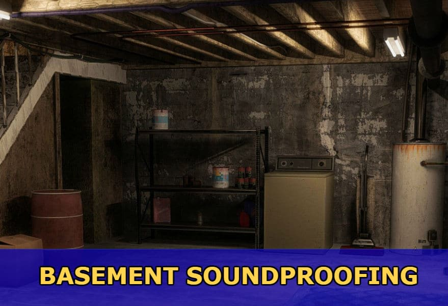 basement soundproofing
