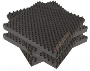 Soundproofing egg crate