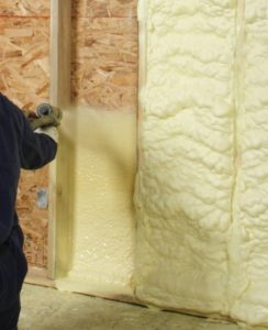 spray soundproofing
